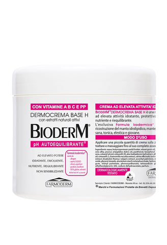 BIODERM CREMA BASE H 500 ML