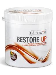 DEUTERA RESTORE UP 250 GR - gusto cioccolato