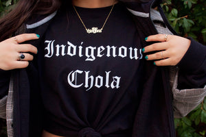 Indigenous Chola Graphic Tee