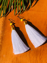 Load image into Gallery viewer, Charito Tassel Drop Earrings