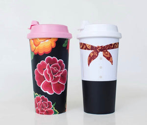 Guelaguetza Travel Tumbler Set