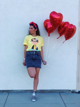 Load image into Gallery viewer, Love Is Tee  (Frida Corazón Sagrado)