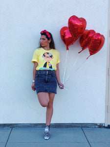 Love Is Tee  (Frida Corazón Sagrado)