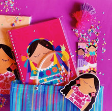 Load image into Gallery viewer, Flor de Piña Stationery Gift Set