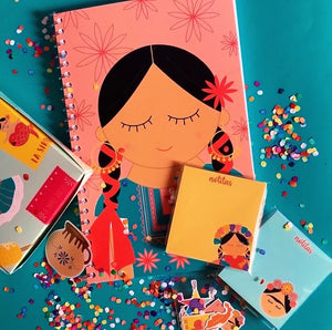 El Huipil Stationery Gift Set