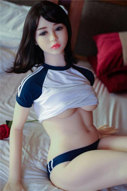 "156cm (5ft1"") B-cup  Japanese sex dolls,sex toy,sex products for male-Britney"