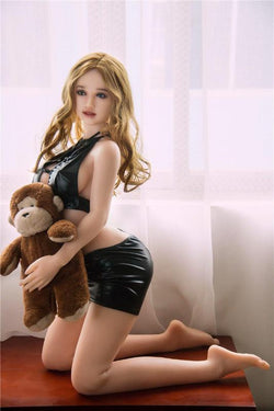 "145cm (4ft9"") D-cup  SH18 Silicone sex doll ,Japanese sex doll for male,Real Sex Doll-Liliana"