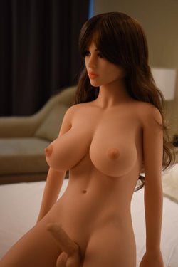 "156cm(5ft1"") G-cup  Thai  transsexuals lovey sex doll-Alexis"