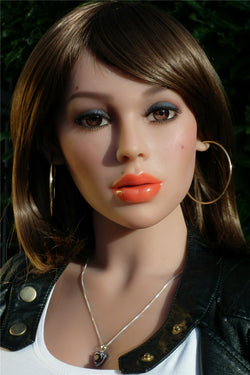 156cm(5ft1')G-cup Lifelike Sex Doll for Men Real Sex Doll -Nerys