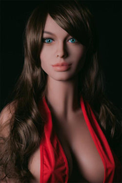 156cm(5ft1') E-cup Top quality Sex Doll Realistic Oral/real Silicone Vagina Sex Toys-Polly