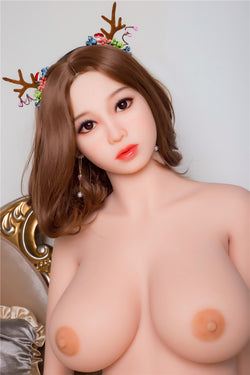 161cm (5ft3') D-cup TPE sex doll for male-Amya