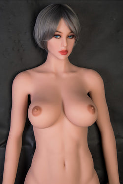 167cm (5ft6') G-cu Real Sex Dolls Adult Life Big Breast  Sex Toys for Male -Raina