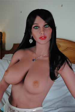 167cm (5ft6') G-cup sport European girl big breast love sex doll-Addyson