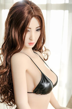 145cm C-cup IR032 real sex doll for men lifelike size realistic love doll  with slim hot figure-Delaney