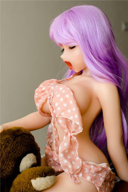 92cm  SH29 Silicone sex doll ,Japanese sex doll for male,Real Sex Doll,Mini sex doll-Yaya