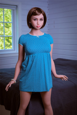 162cm (5ft3') B-Cup The Best Real Love TPE Doll,Japanese sex doll, cheap sex doll-Jolie