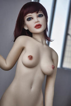 145cm C-cup IR027 real sex doll for men lifelike size realistic love doll  with slim hot figure-Mei