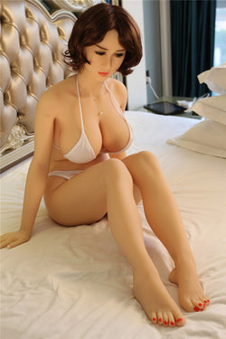 161cm (5ft3') D-cup TPE sex doll for male-Kylie