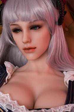 "158cm (5ft2"") E-cup  SH01 Silicone sex doll ,Japanese sex doll for male,Real Sex Doll-Martene"