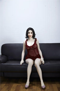 "160cm(5ft3"") G-cup IR18 sexy sex doll,love doll with big tits ass,big breasts sex doll-Xiu"