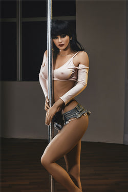 "168cm(5ft6"") D-cup IR21 sexy sex doll,love sex doll, Lifelike Sex Doll,  Sexy Cute Lady doll,Doll Full Body Sex Doll For Men-Adyson"