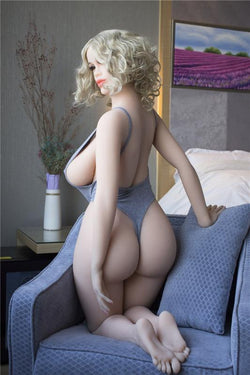 160cm(5ft3') H-cup Top Quality Real Love sex Doll -Georgia