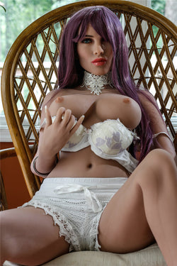 148cm (4ft10') D-cup Human Life Like Sex Doll-Veronica
