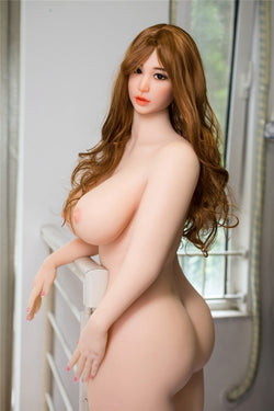 160cm (5ft3') H-Cup Thick Love Doll with Hot & Sexy Curves-Tabitha