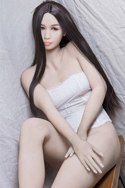 162cm (5ft3') B-Cup The Best Real Love TPE Doll,Japanese sex doll, cheap sex doll - Alyson