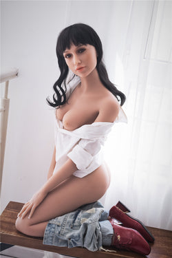 150cm (4ft11') C-cup Best TPE Real Life Sex Dolls, Love Doll For Men Sex Products-Amaya