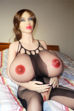 161cm (5ft3')K-cup  Vendor DOLL'LOUNGE DOLL+117 head Huge breasts doll-117B
