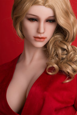 "160cm (5ft3"") D-cup  SH06 Silicone sex doll ,Japanese sex doll for male,Real Sex Doll-Raven"