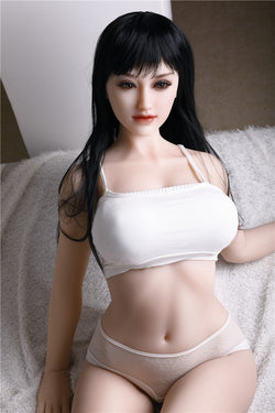 "158cm (5ft2"") E-cup  SH01 Silicone sex doll ,Japanese sex doll for male,Real Sex Doll-Yazmin"