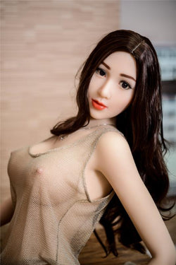 "169cm(5ft6"") E-cup IR02 sexy sex doll,love sex doll, Lifelike Sex Doll,Doll Full Body Sex Doll For Men-Elaine"