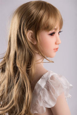 "145cm 4ft9"") A-cup  SH22 Silicone sex doll ,Japanese sex doll for male,Real Sex Doll-Jacqueline"