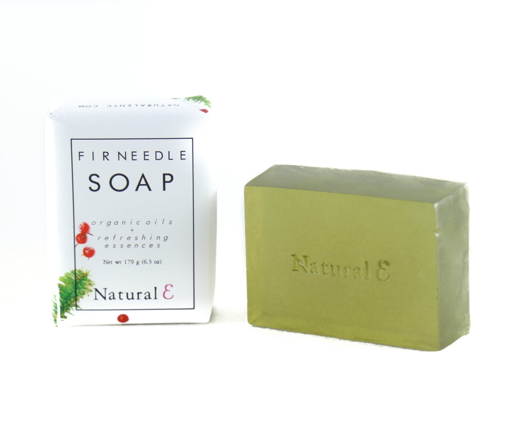 Fir Needle Soap Bar