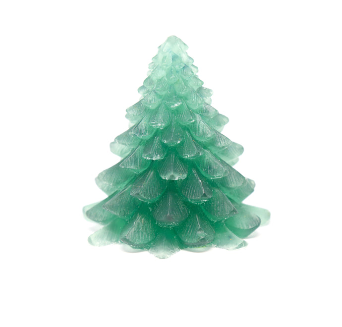 Christmas Tree Soap
