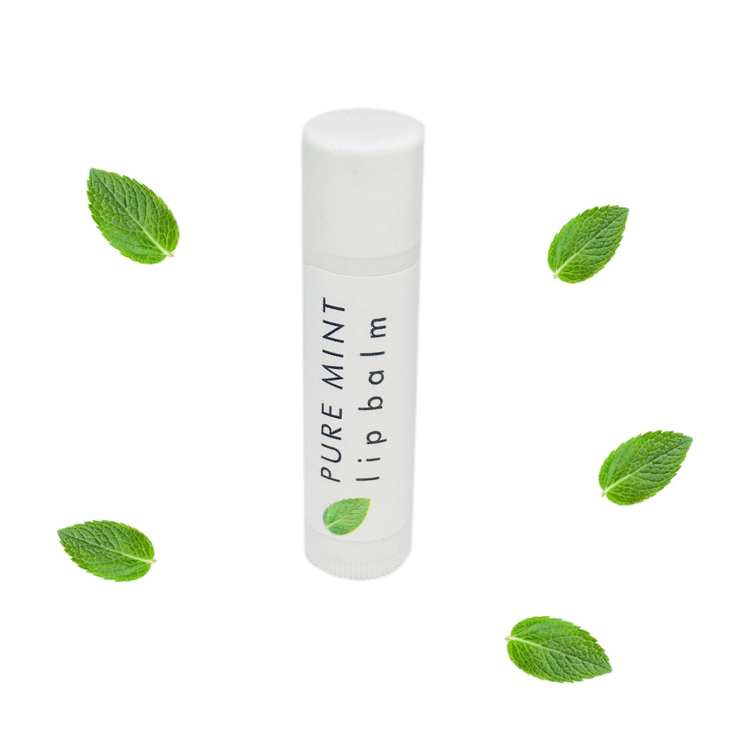 Pure Mint Lip Balm