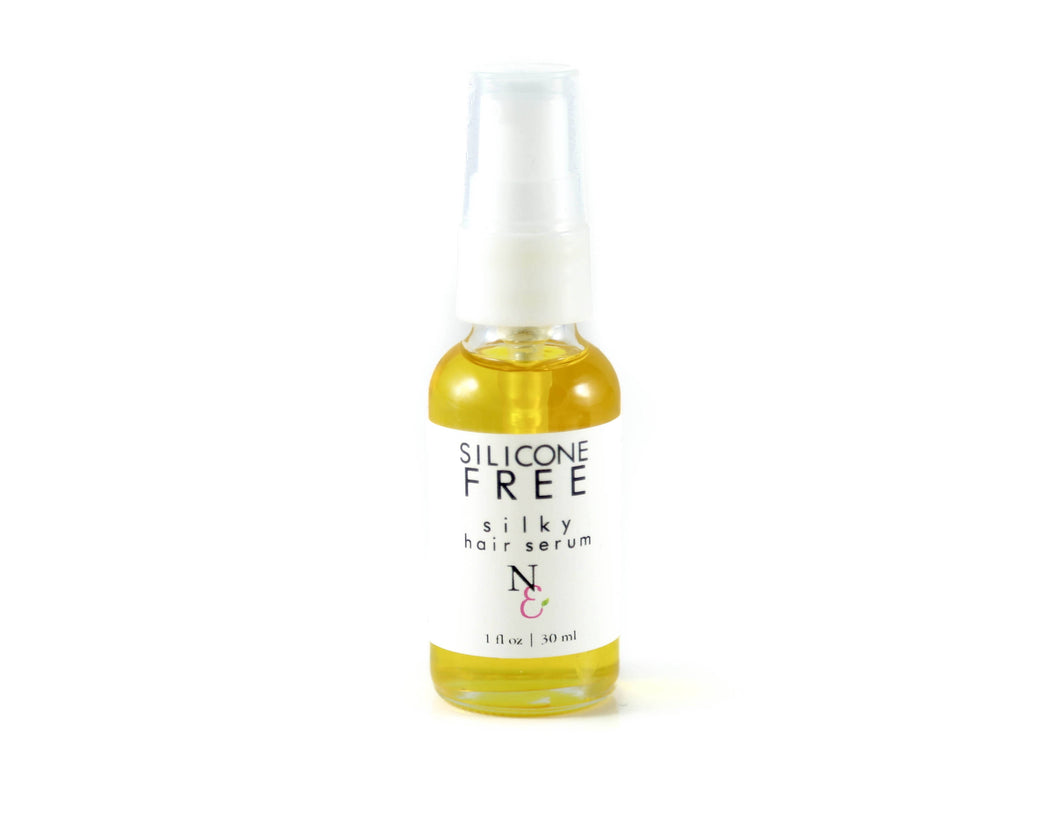 Silicone Free Hair Serum