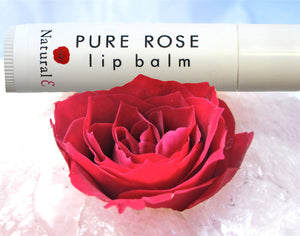 Pure Rose Lip Balm