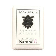 Men's Body Scrub Soap
