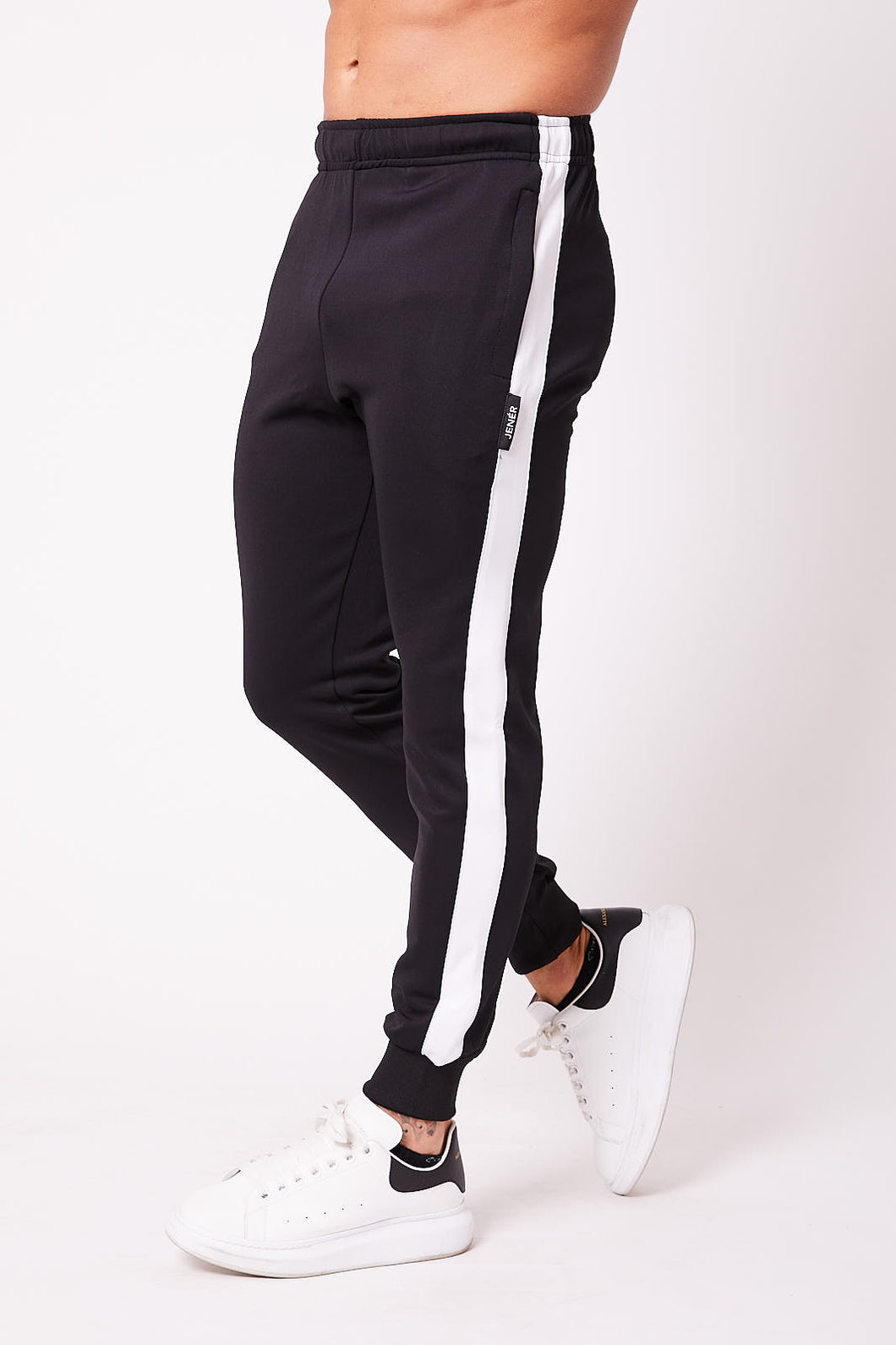 JENÉR Slim Fit Track Pants