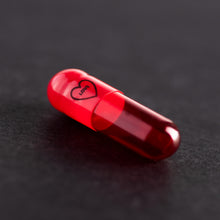 Load image into Gallery viewer, Love Hearts Empty Capsules - Size 1