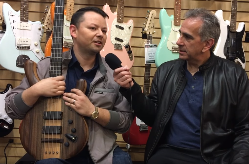 For Bass Players Only Interview 4 - JD Short