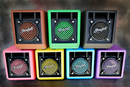 Mighty Mini Amplifier Cabinets
