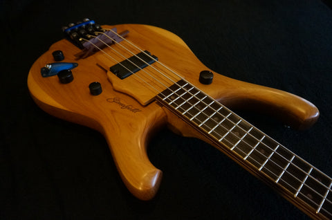 M Series Bass Guitars