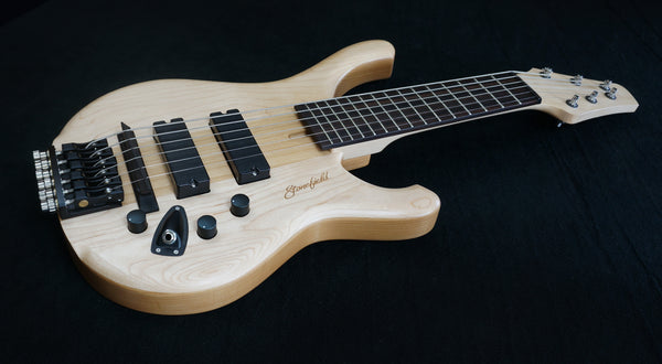 G Series Stinger Maple Top | s/n G2T 180001