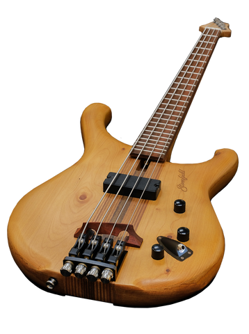 C Series - Four-String Bass w M Series Electronics