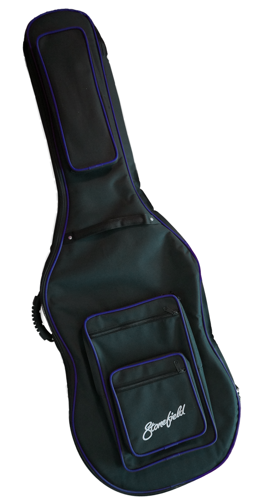 Stonefield Bass Guitar Gig Bag 4-string Outside