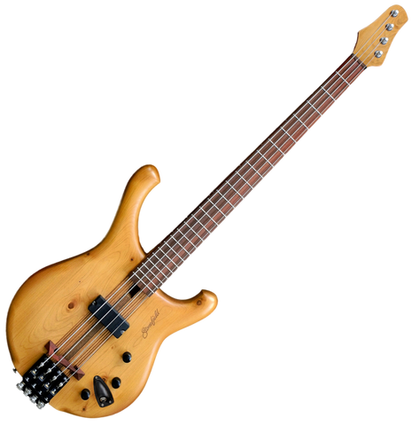 Stonefield Bass Guitar C Series 4-String C1-4C Front